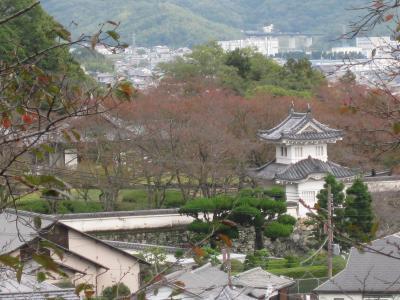 紅葉はまだまだ『播磨の小京都』 龍野へ(2014年11月)