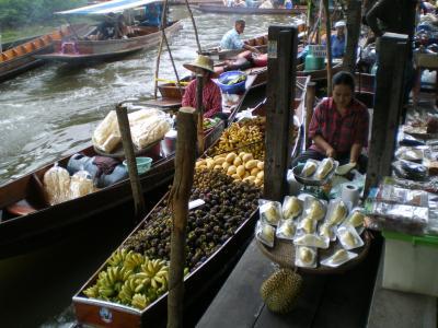 2012はじめてのバンコク4日目