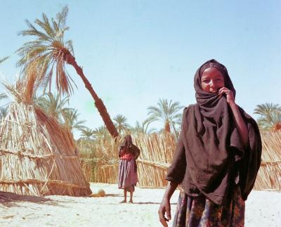 ジャネット(アルジェリア):8,000年前サハラが緑に覆われていた頃の岩絵群を訪ねて(その1- ジャネット)