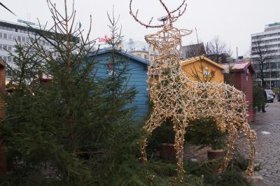 初めて海外一人旅 ~クリスマスの北欧、バルト~ その6