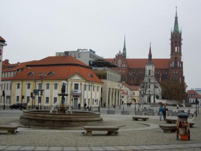 黄金の秋を楽しみにポーランド北東部へ  ⑦ ビャウィストク