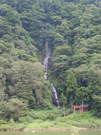 落差123mを誇る日本の滝百選『白糸の滝』◆2014年8月/山形・秋田・宮城の滝めぐり≪その8≫