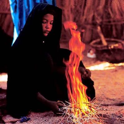 ジャネット(アルジェリア):8,000年前サハラがまだ緑に覆われていた頃の岩絵群を訪ねて(その2 -トゥアレグ族)