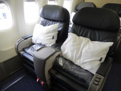 2年ぶりのグアム!ユナイテッド航空『ビジネスクラス』利用とグアム国際空港『ユナイテッドクラブラウンジ』 2014年11月