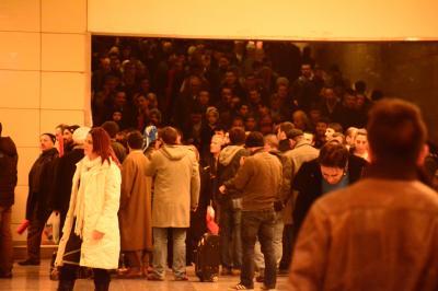 アタテュルク空港でデモに遭遇(スペイン・イスタンブール旅行記20)