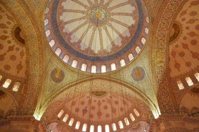 イスタンブール街歩き①ブルーモスク、ガラタ(スペイン・イスタンブール旅行記21)