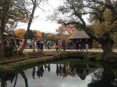 忍野八海へ~カントリーフェスタ2014・その2~