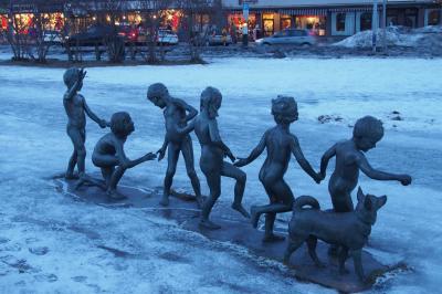 初めて海外一人旅 ~クリスマスの北欧、バルト~ その14