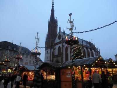 冬のドイツ!8日間 ~ノイシュバンシュタイン城とクリスマスマーケット~ (6)ヴュルツブルク
