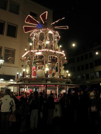 冬のドイツ!8日間 ~ノイシュバンシュタイン城とクリスマスマーケット~ (7)デュッセルドルフ