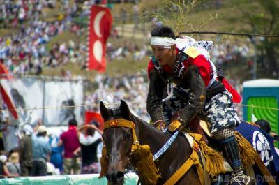 勇壮なる祭典 - 相馬野馬追