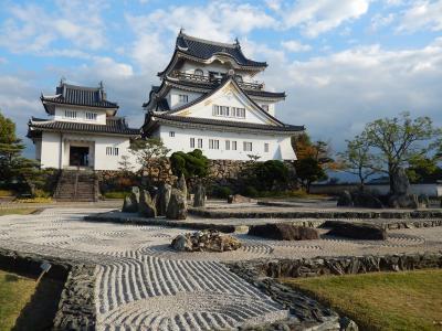 岸和田城(千亀利(ちきり)城) 【八陣の庭】の魅力に迫る