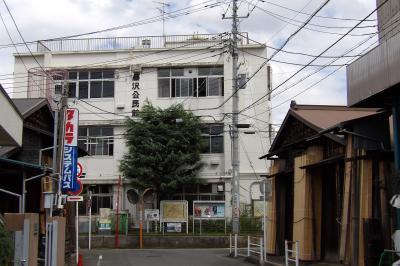 藤沢公民館周辺(藤沢市藤沢1)