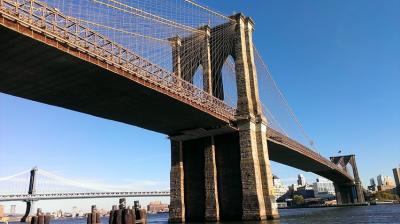 2014年10~11月旅行記(1) NYへの道のり