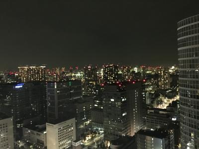 ストリングス東京インターコンチネンタル宿泊記(クラシックルーム)