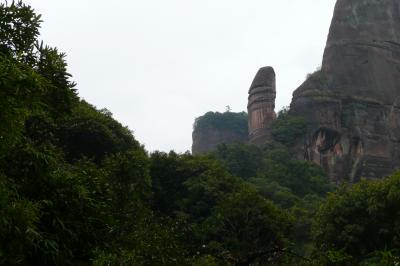 中国(広州)紀行2012④(丹霞山その1)