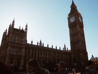 女子2人年イチごほうび旅行ロンドン&ヘルシンキ4(ロンドンらしい景色を求めてたくさん歩くぞ!編)