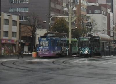 【ループ化前】 札幌市電