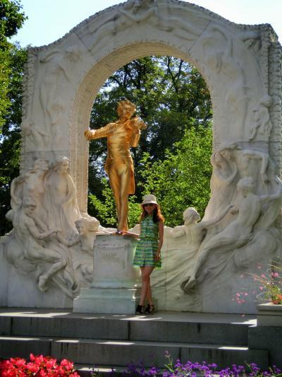 ザルツブルク音楽祭招待席の旅♪  初めての夏のウィーン