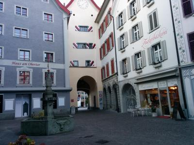 スイス3度目は秋の一人旅 その2 クール Chur