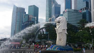 ジェットスターでシンガポール1泊3日♪