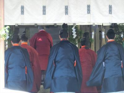 伊勢山皇大神宮 新嘗祭[2014/11/23(日)]