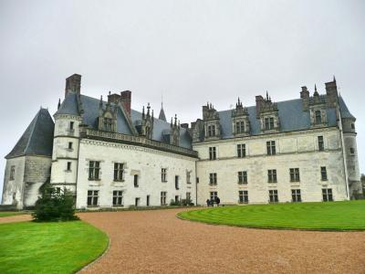 年末年始のフランス #6 - アンボワーズ城、クロ・リュセ城、電車で巡る古城 2