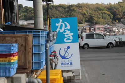 2014年 たつの市 今冬初の牡蠣購入