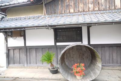 琵琶湖の湖畔で鮒寿し・近江懐石を楽しむ   (発酵するまち 高島市にて)