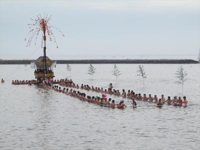 三河の奇祭 三谷祭り