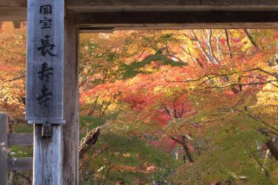 2014 近江の紅葉散歩 湖南三山 長寿寺