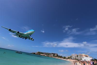 2014 Malliouhana Anguilla&SXM ? Flight 往路 AA Business-class