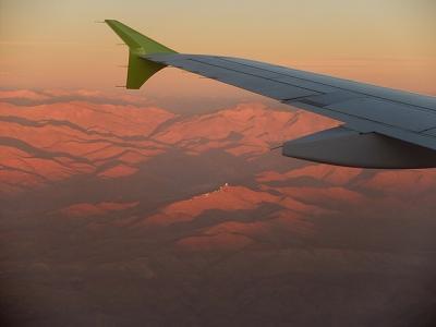 ★南米、時にはレンタカーと空路で −(63)サン・ペドロ・デ・アタカマからカラマへ、そしてサンチャゴへ