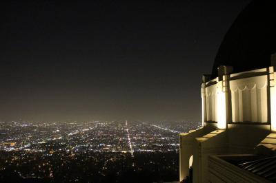 2014年 夏休みというより秋休みの時期に海外へ!グランドキャニオン&LA旅行にいってきました。『PART14 Hollywoodの中心を歩き、グリフィス天文台から夜景を鑑賞』