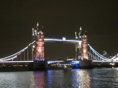 2回目のロンドン。 ひとり旅(1日目:出発からロンドン市内観光)