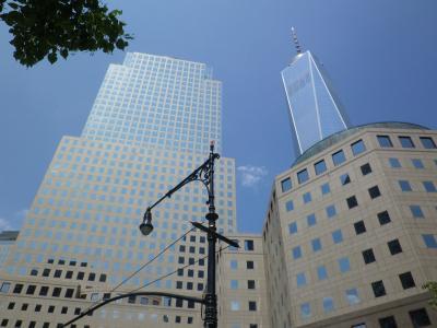 ニューヨーク紀行 27:バッテリーパーク・シティとWTC