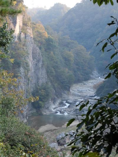 秋の有福温泉