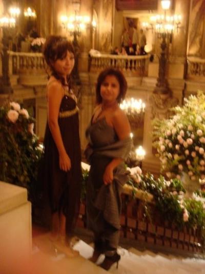 ママはドタキャン、突然一人パリジェンヌ 3 オペラ座ガラ公演の宴