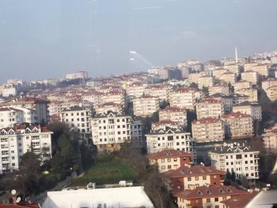 トルコ史跡巡りの旅(36)カイセリから空路イスタンブールへ。