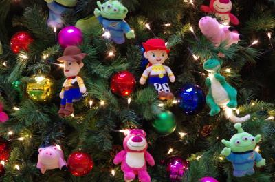 横浜☆クリスマスツリーとウエイターズレース