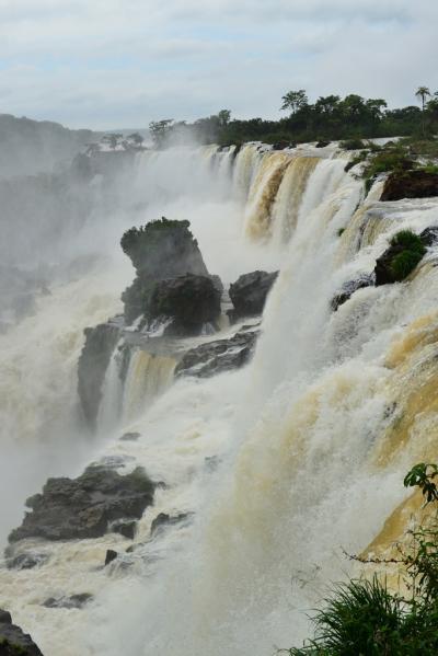 南米10日間(8) イグアスの滝アルゼンチン側