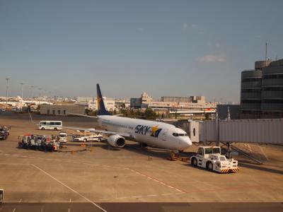 2012夏 屋久島の旅 一日目 屋久島に行くはずが・・・