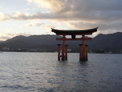 人生初めての広島・宮島へ ~やっぱりカキと広島風お好み焼きは最高~