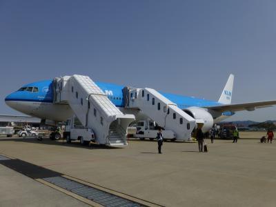 2013年4月 KLM福岡初就航記念ベネルクス 3国周遊 (1)