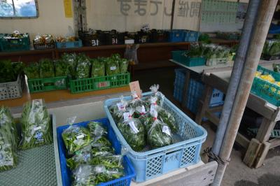 JA横浜 柴シーサイドファーム農産物直売所 2014年10月