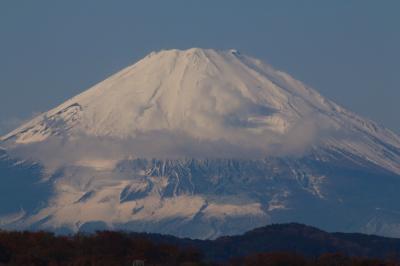 20141207富士山の見える街巡り