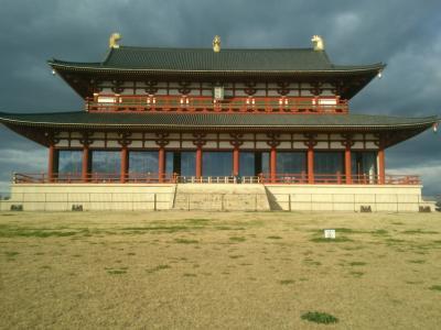 古墳の近くでホテルステイ:「奈良の」アラマンダに宿泊(注:宮古島ではありません、はじめ間違えて石垣島としてしまいました(汗)!