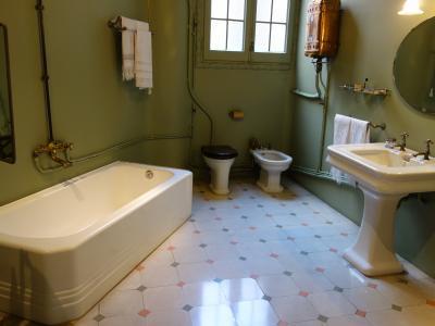 カサ・ミラはよくできたアパート。部屋は明るく,機能的。