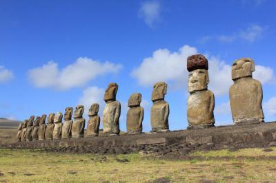 念願のマチュピチュ&モアイに出会う旅(9日目)イースター島