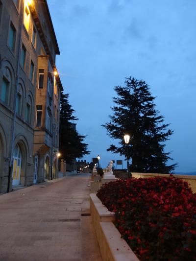 アリタリア航空で行くイタリア中部世界遺産の旅(1) ビツェンツア・パドヴァ・フェッラーラ・ラヴェンナ・サンマリノ 2014年11月